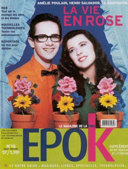 2001 Epok le magazine de la fnac n°18