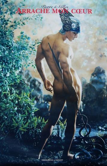 """""""Arrache mon coeur"""", galerie Jérôme de Noirmont, Paris, 2001"""