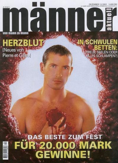 2001 Männer aktuell n°12 (Allemagne)