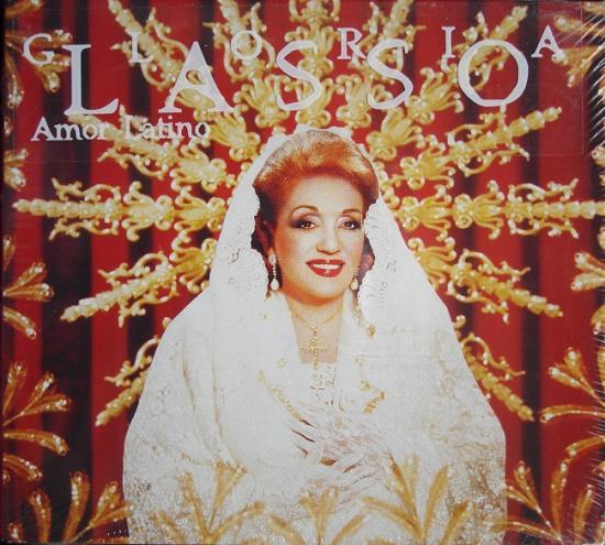 Gloria Lasso: Amor latino, 2002, cd digipak