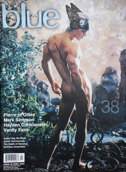 2002 Blue n°38 (Australie)