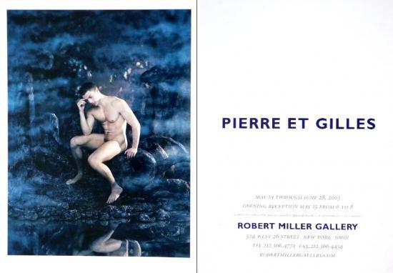 2003 carton exposition à la Robert Miller Gallery, New York