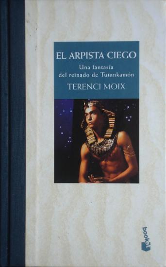 2003 Terenci Moix: El arpista ciego
