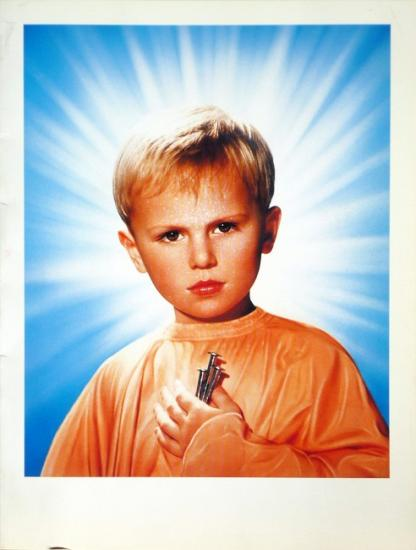 2003 gcp 'L'Enfant Jésus' Adrien, France
