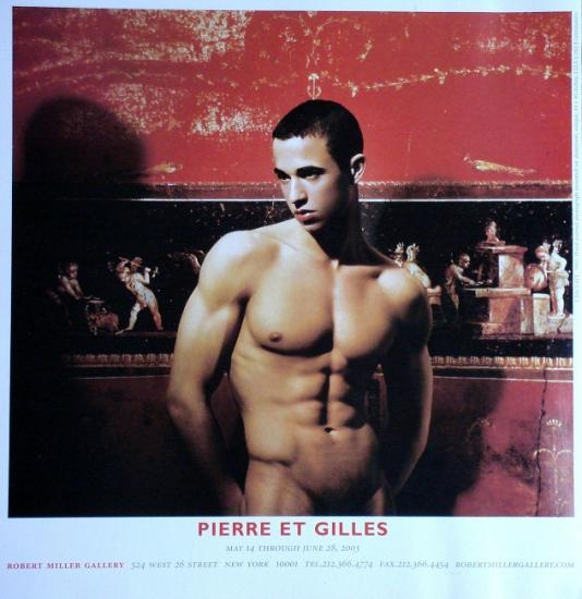 "Pub ""Pierre et Gilles"", Robert Miller Gallery, New York, 2003"