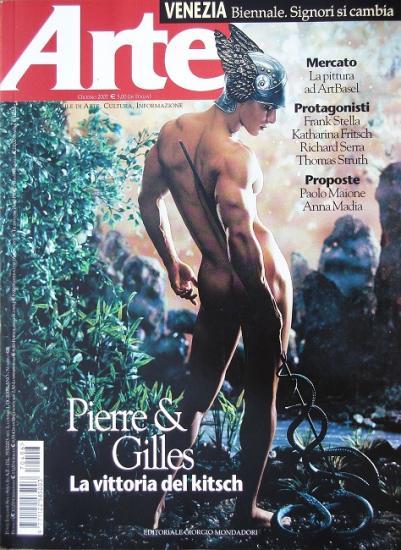 2007 Arte n°406 (Italie)