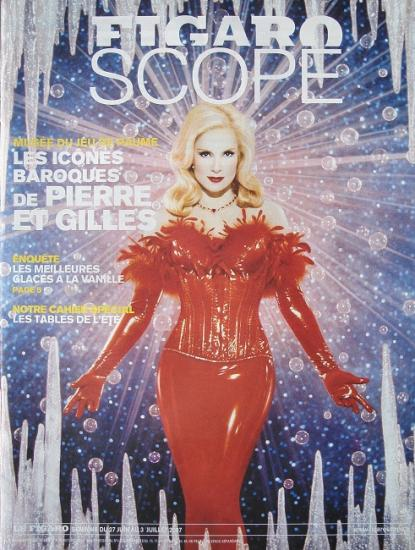 2007 Figaro scope n°4