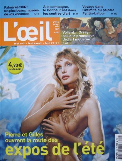 2007 L'oeil n°593