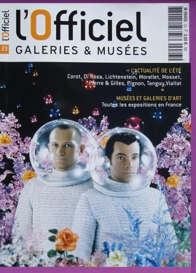 2007 L'officiel des galeries & musées n°23