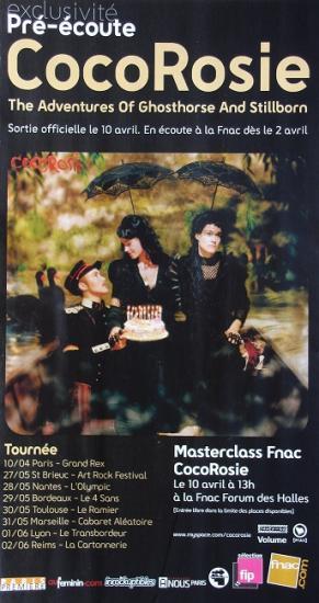 2007 promo de Cocorosie