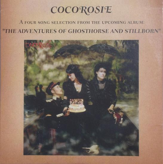2007 the adventures of ghosthorse and stillborn, cd single promo