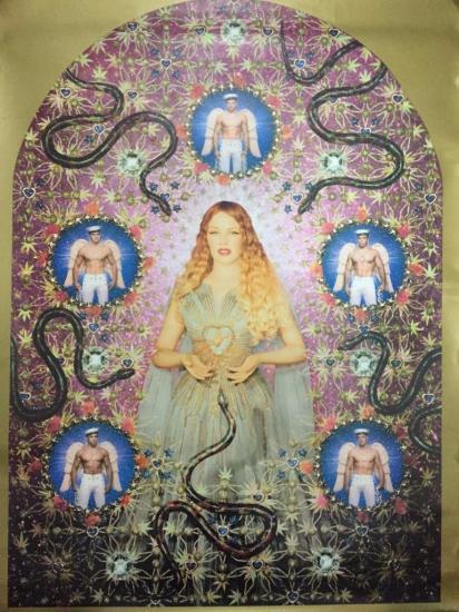 2008 affiche 'Kylie X tour'