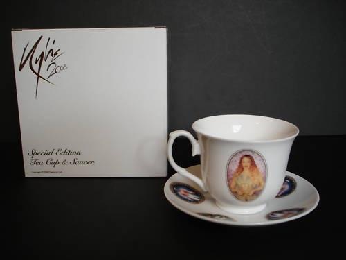 Service à thé Kylie Minogue, 2008