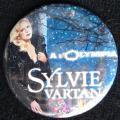 2009 badge Sylvie Vartan Olympia