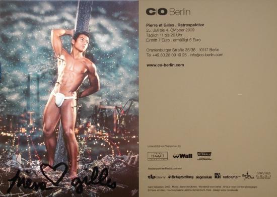 2009 carte expo C/O, Berlin