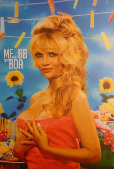 2009 flyer Marie-France 'BDA'