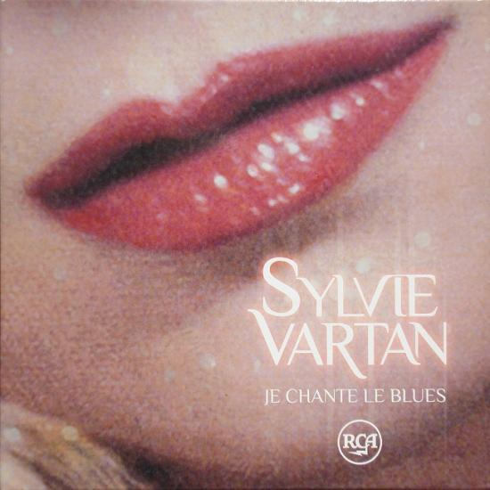 Sylvie Vartan: Je chante le blues, 2009, cd single
