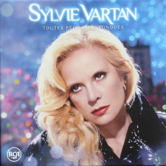 Sylvie Vartan: Toutes peines confondues, 2009, cd promo digipak