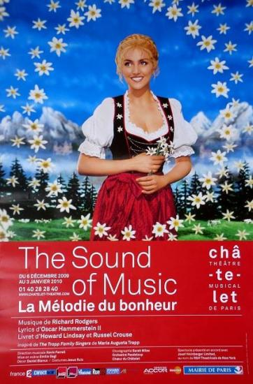 2009 the sound of music, la mélodie du bonheur