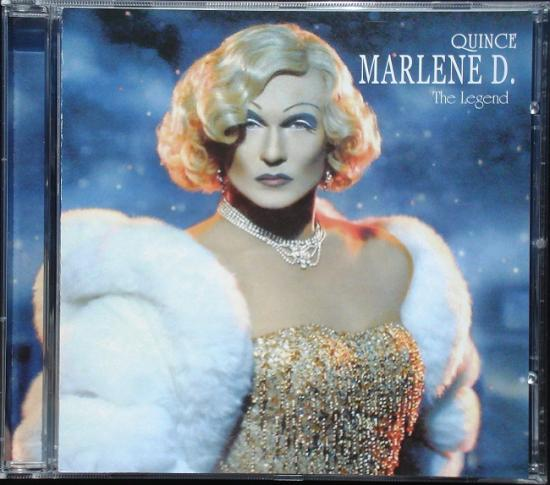 Quince: Marlene D. the legend, 2010