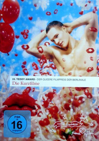 25e Teddy Award, 2011, dvd Allemagne
