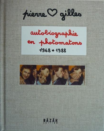 2012 Autobiographie en photomatons 1968-1988