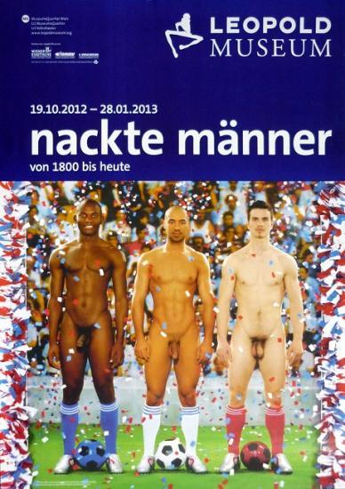 2012 petite aff expo 'Nackte männer' Vienne