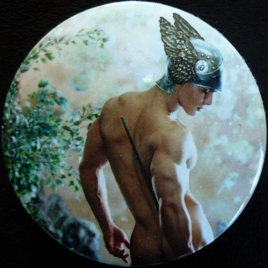 2013 magnet expo 'Masculin-Masculin' musée d'Orsay, Paris
