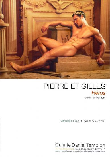2014 cart expo 'Héros' Paris