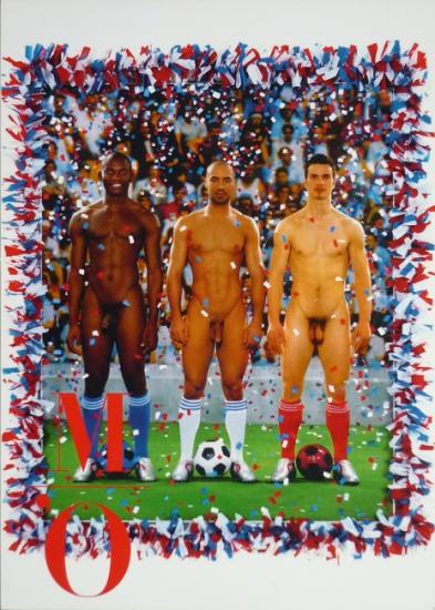 2014 carton soirée de clôture expo 'Masculin-Masculin'