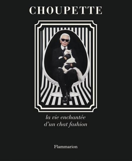 2014 'Choupette' Karl Lagerfeld