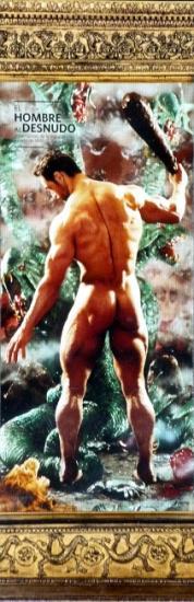 2014 expo 'El hombre al desnudo' Mexique (marque page 2)