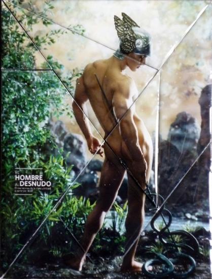 2014 expo 'El hombre al desnudo' Mexique (puzzle 1)