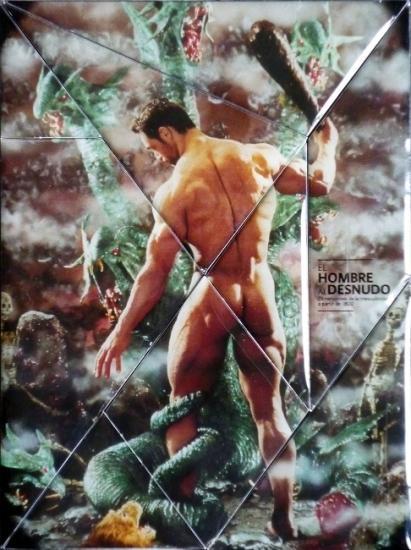 2014 expo 'El hombre al desnudo' Mexique (puzzle 2)