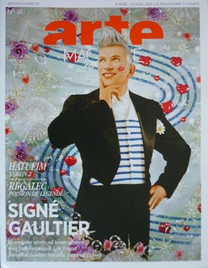 2015 Arte magazine n°16