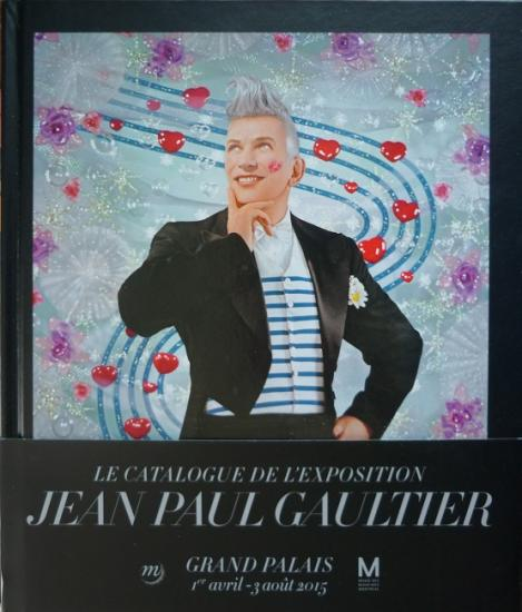 2015 cat expo Jean Paul Gaultier, Grand Palais, Paris