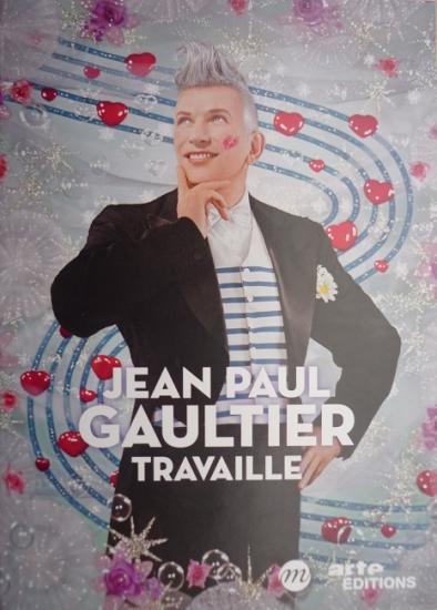 2015 dvd 'Jean Paul Gaultier travaille'