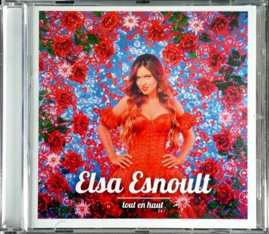 2016 Elsa Esnoult 'Tout en haut'